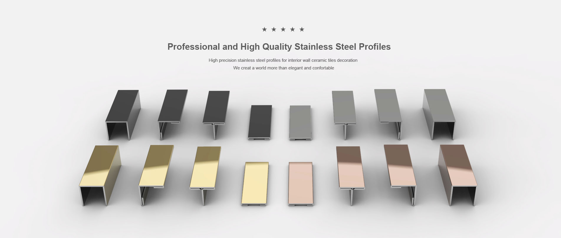 Goldeco Stainless Steel Sheet Web Banner 1-3