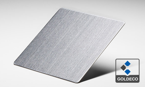 Hairline Stainless Steel Sheet