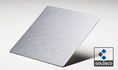 No.4 Stainless Steel Sheet