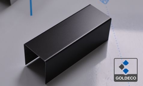 Matte Black Stainless Steel Sheet