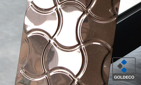 316L Stamped Stainless Steel Sheet