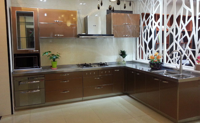 PVC Laminated SS for Kitchen