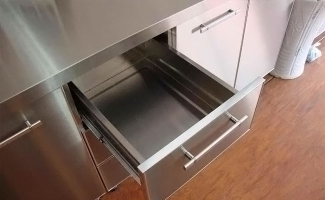 SS for Home Kitchen Drawer