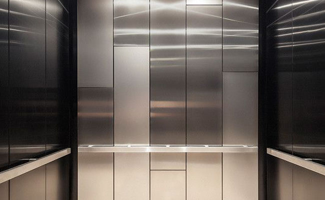 SS for Elevator Cabins