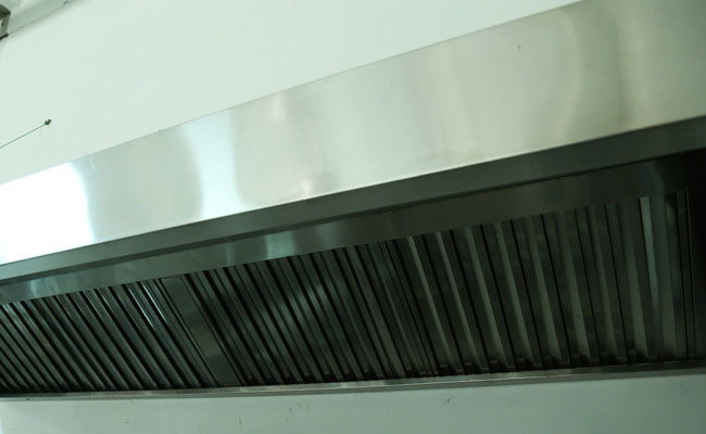 SS for Commercial Kitchen Hood