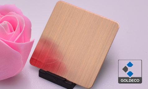 Antique Red Copper Stainless Steel Sheet Suppliers