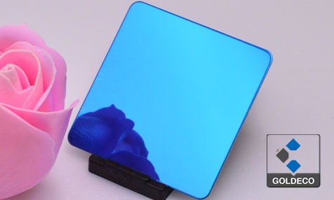 Colored Ti Blue Stainless Steel Sheet Suppliers
