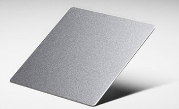 Bead Blast Stainless Steel Sheet