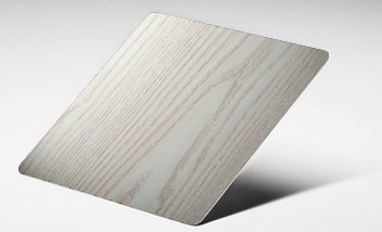 PVC Laminated Stainless Steel Sheet