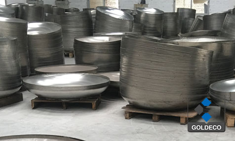 Stainless Steel Water Tank Lids
