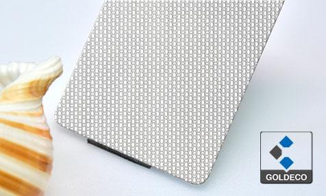 Textured Embossed Stainless Steel