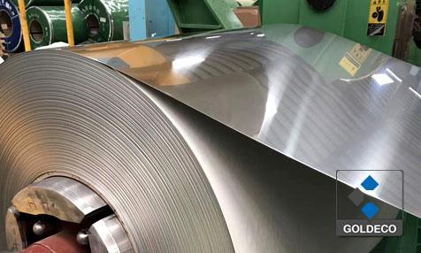 Tisco 304 Stainless Steel Coils