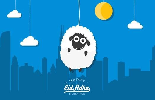 Happy Eid al-Adha 2018