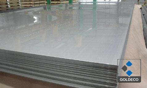 316L Cold Rolled Stainless Steel Plate Manufacturer