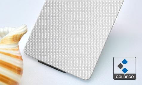 Embossed Stainless Steel Plate