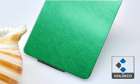 Decorative Vibrated Stainless Steel Sheet