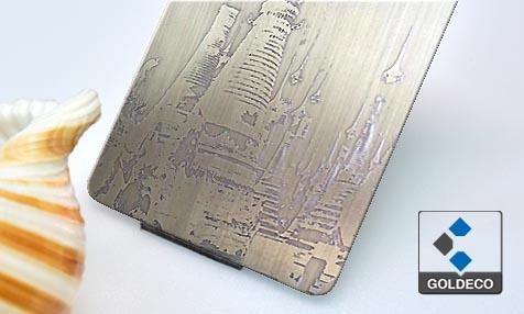 Stainless Steel Etching