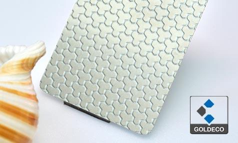 316L Embossed Stainless Steel Sheet