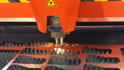 Sheet Laser Cutting