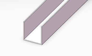 Stainless Steel Tile Trim / U Channel