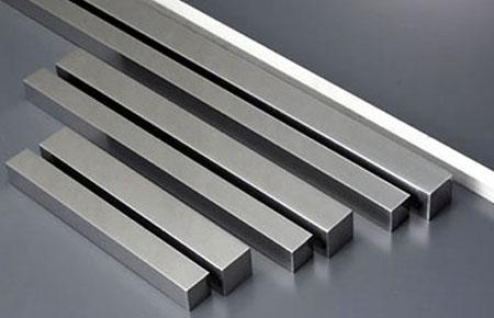 Price list of decorative stainless steel square bars