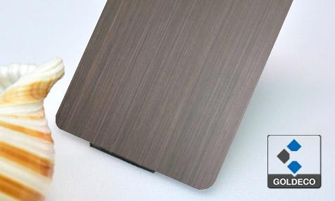 China Antique Copper Stainless Steel Sheets