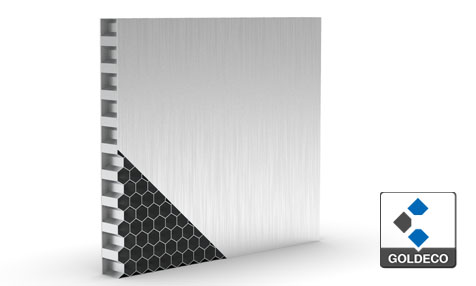 China Stainless Steel Honeycomb Panel