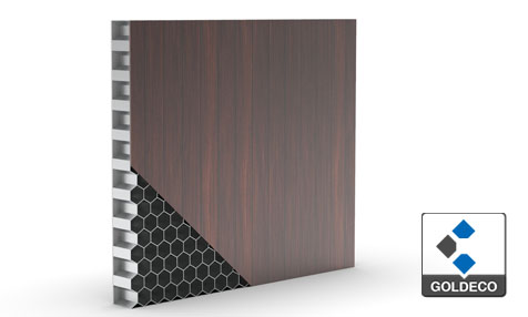 PVC Laminated Stainless Steel Honeycomb Panel