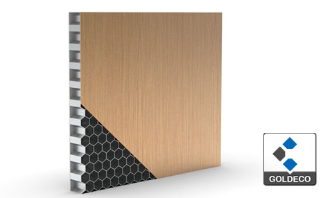Stainless Steel Honeycomb Panel for Cabinet
