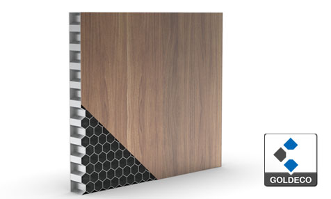 Stainless Steel Honeycomb Sandwich Panels