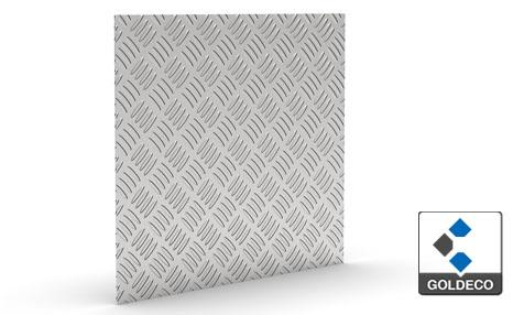 316L Checked Stainless Steel Sheet