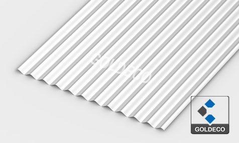 304 Corrugated Stainless Steel Sheet