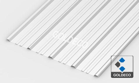 China Corrugated  Stainless Steel Sheet