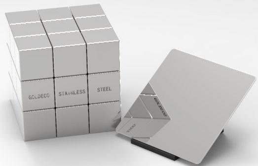 China stainless steel slumps 6% as nickel prices drop