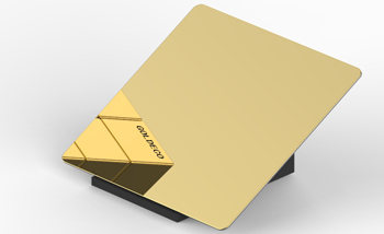 Colored Stainless Steel Sheet