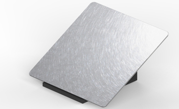 Vibrated Stainless Steel Sheet