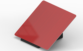 Painted Stainless Steel Sheet